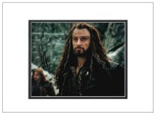 Richard Armitage Autograph Photo Signed - Thorin Oakenshield